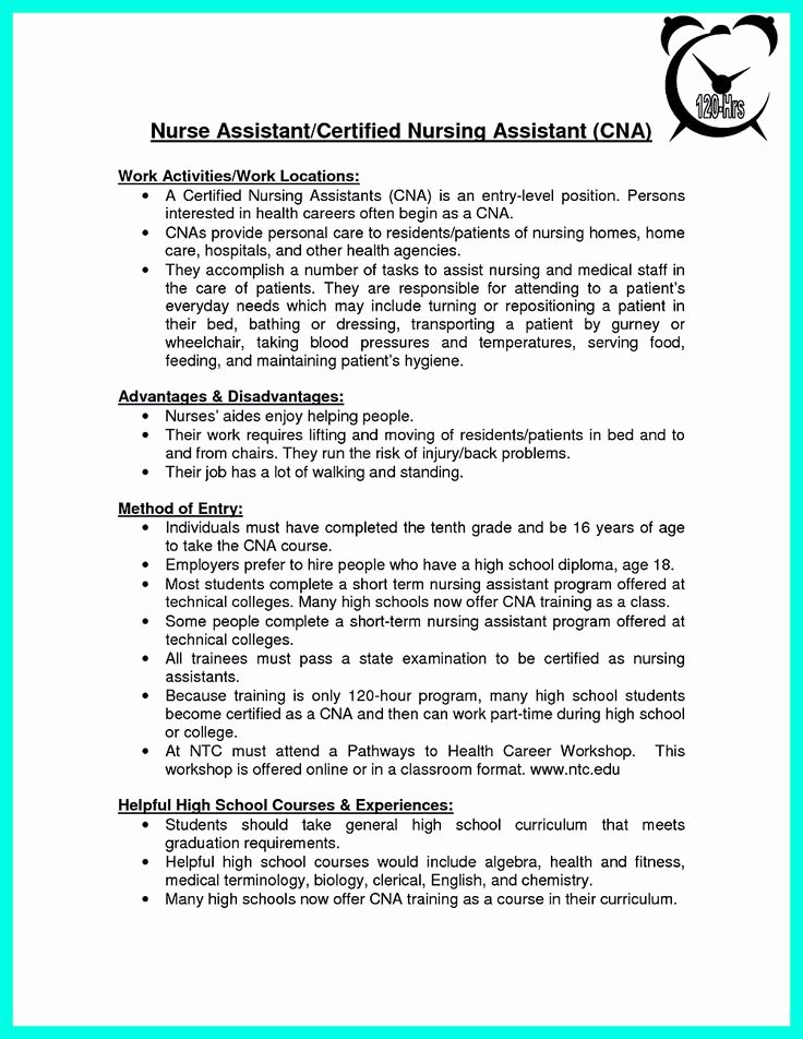 Resumes for Cna Position Fresh 1000 Ideas About Good Resume Objectives On Pinterest