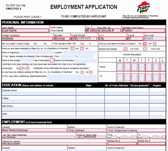 Retail Job Application forms Beautiful Pin by Diy Home Decor On Job Application forms