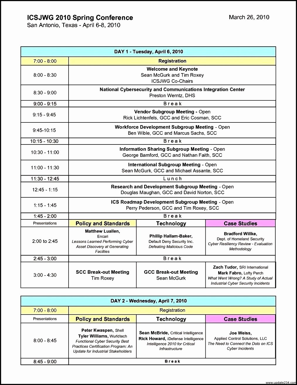 Retreat Itinerary Template Luxury 30 Of Conference Outline Template