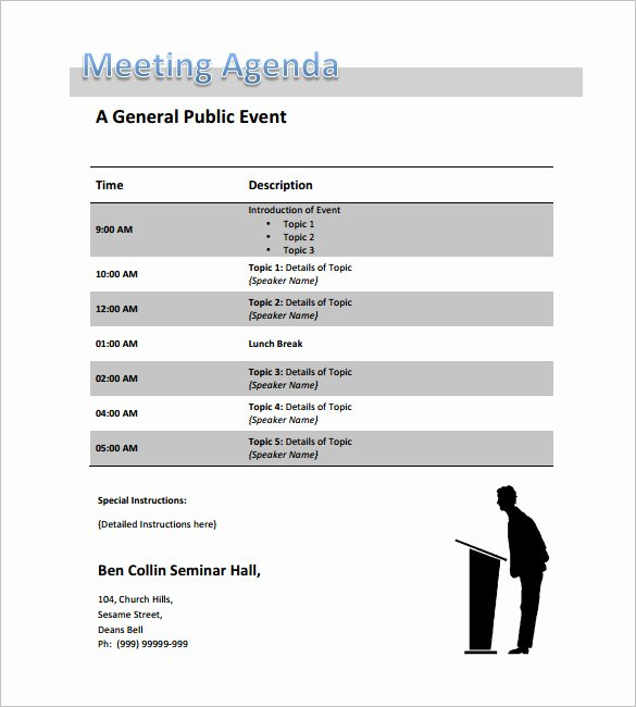 Retreat Schedule Template Luxury 12 Conference Schedule Templates Word Pdf