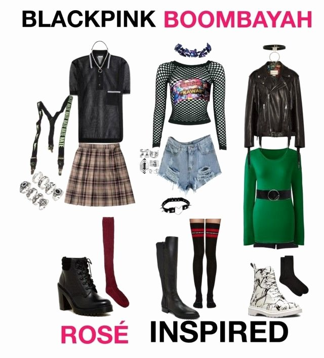 Roblox Clothing Stealer Fresh Blackpink Boombayah Rose Inspired