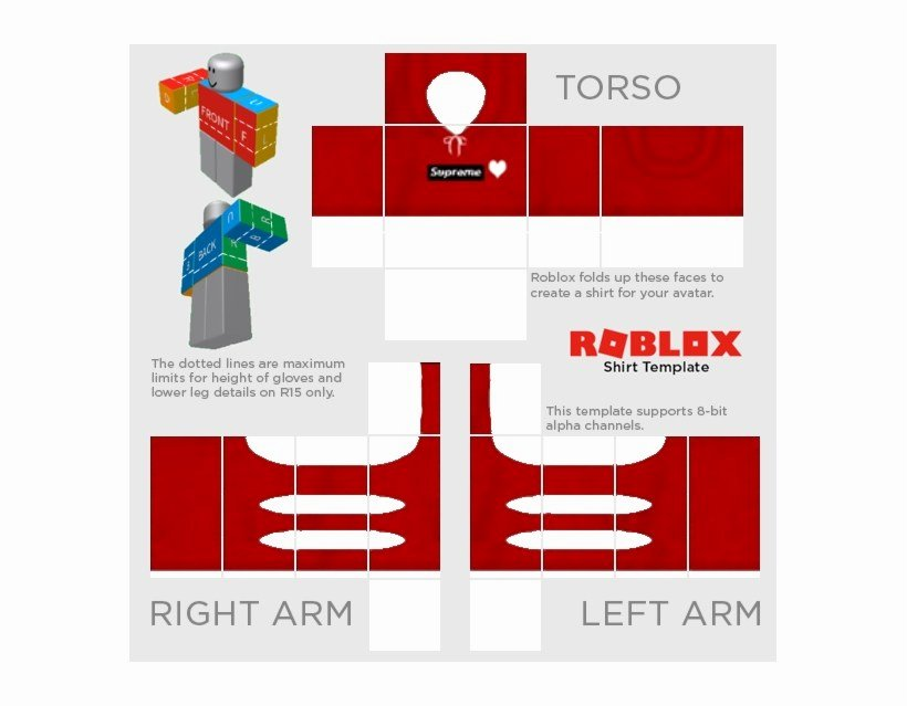 Roblox Hoodie Template 2017 Luxury How to Make Roblox T Shirts Pants and Shirts Mac Only