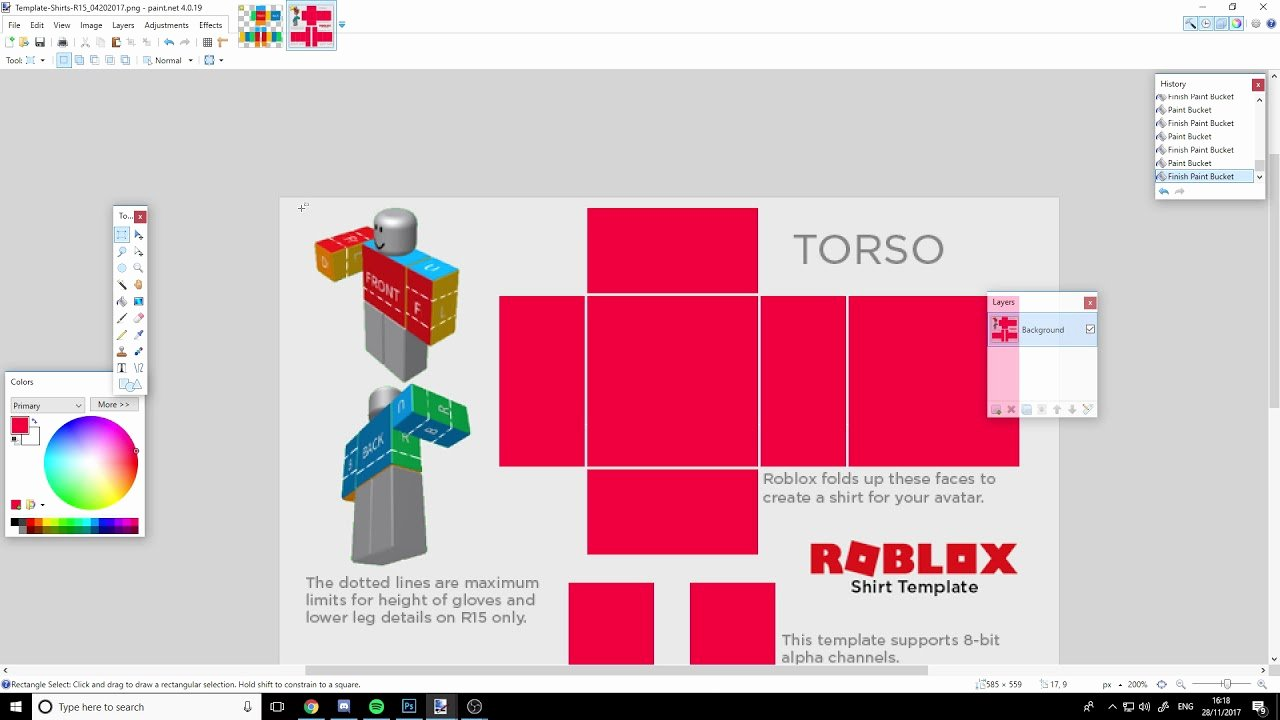 Roblox Hoodie Template 2017 Luxury Roblox
