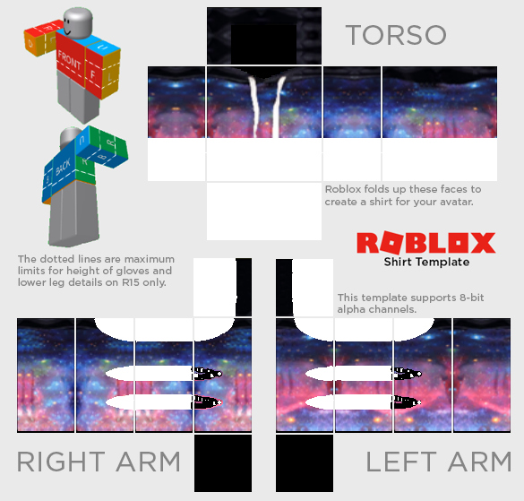 Roblox Hoodie Template Fresh Roblox Templates Roblox Template