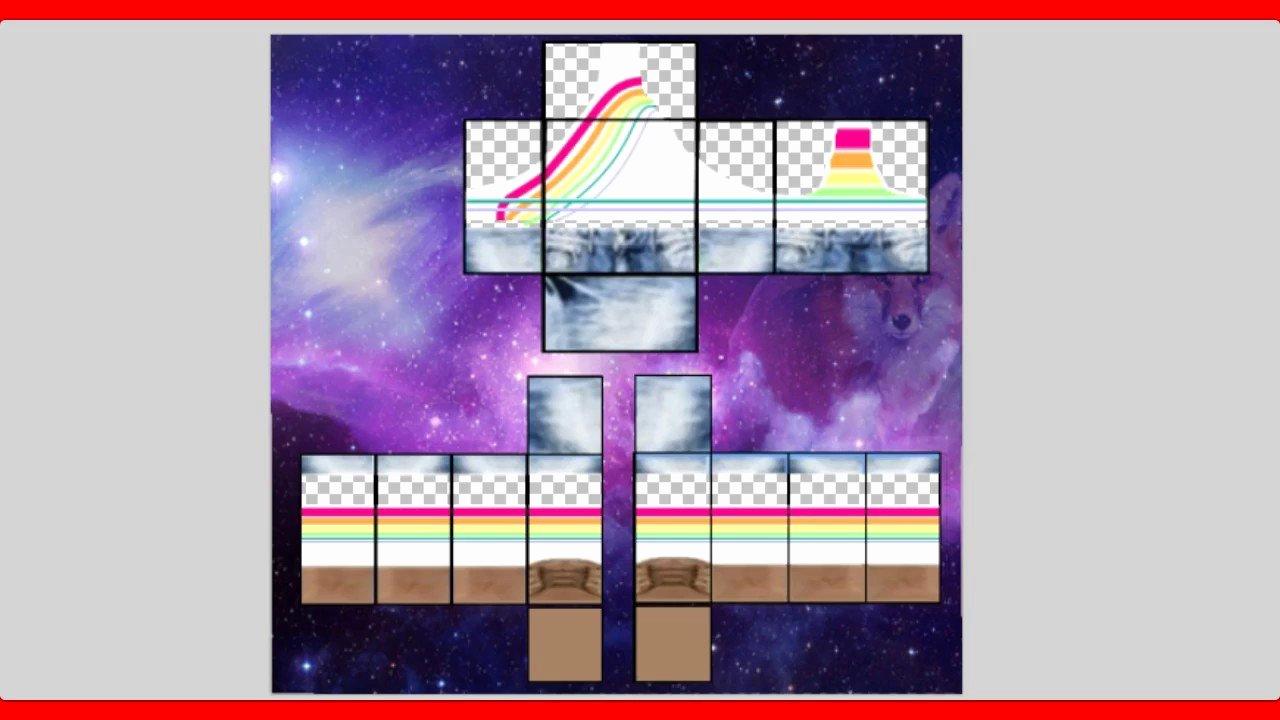 Roblox Jacket Template Beautiful Roblox Pants Speed Template Rainbow Outfit No Mu