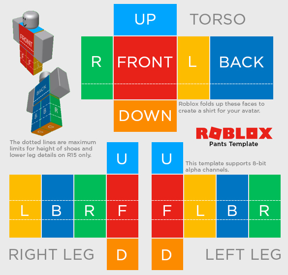 Roblox Jacket Template Best Of where Can You A Roblox Shirt Template Quora