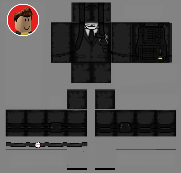 Roblox Jacket Template Luxury 0 Roblox Shirt Template Also Request Over there