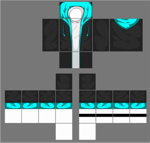 Roblox Jacket Template Luxury Robloxians4life
