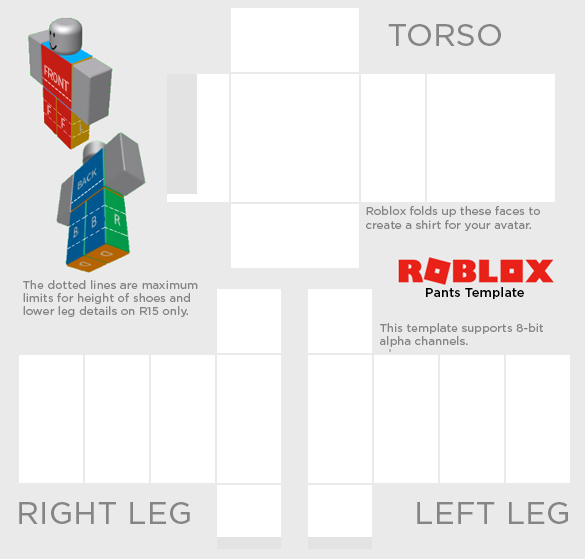Roblox Shirt Template Size Awesome Roblox Shirt Template How to Make Shirts and Pants Roblox
