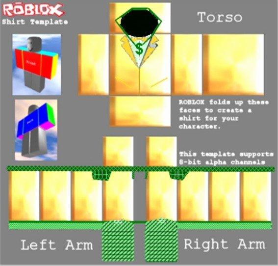 Roblox Shirt Template Size Best Of Roblox Templates Robloxtemplate – Roblox