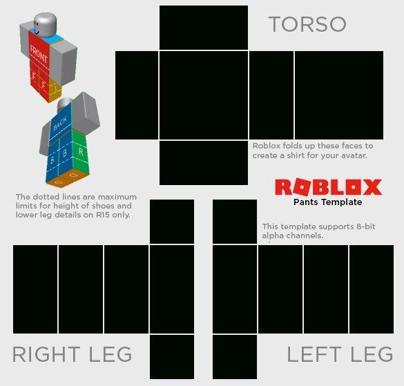 Roblox Shirt Template Size Fresh Roblox Template Shirt