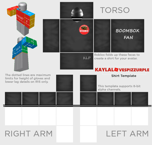 Roblox Template Hoodie Luxury Roblox Templates Roblox Template