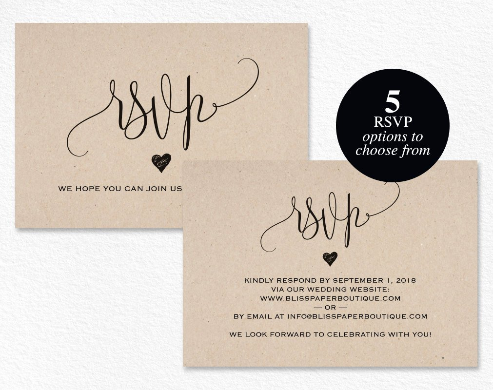 Rsvp Cards Templates Free Beautiful Rsvp Postcard Rsvp Template Wedding Rsvp Cards Wedding Rsvp