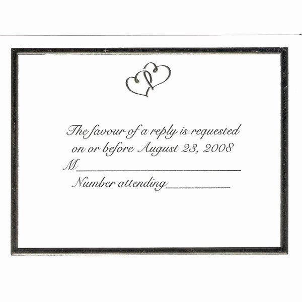 Rsvp Cards Templates Free New Custom Wedding Invitations by Wilton Planning A Wedding