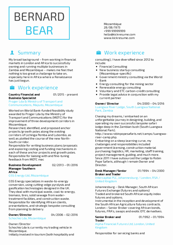 Rutgers Business School Resume Template Inspirational All Resume Samples