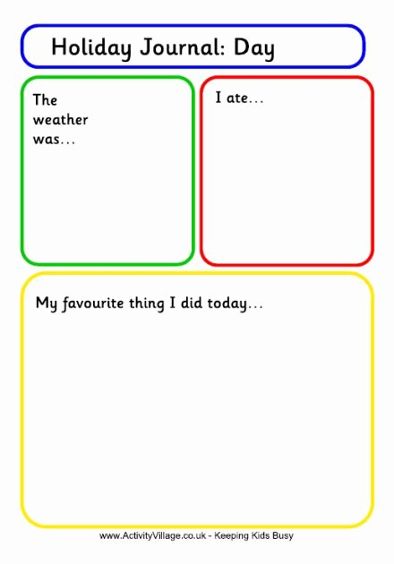 Rv Journal Template New 24 Best Images About Road Trip On Pinterest