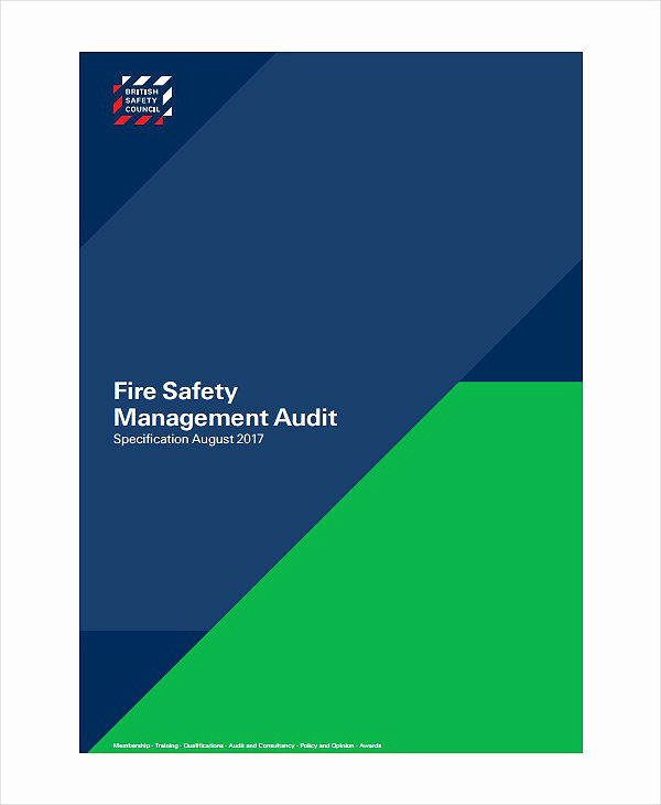 Safety Audit Report Sample Awesome 10 Safety Audit Report Templates Pdf
