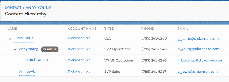 Sales Customer Profile Template Lovely How to Create A Plete Customer Profile In Salesforce