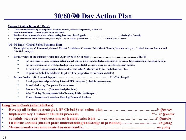 Sample Bonus Plan Document Awesome 30 60 90 Day Plan Template Sales Manager Google Search