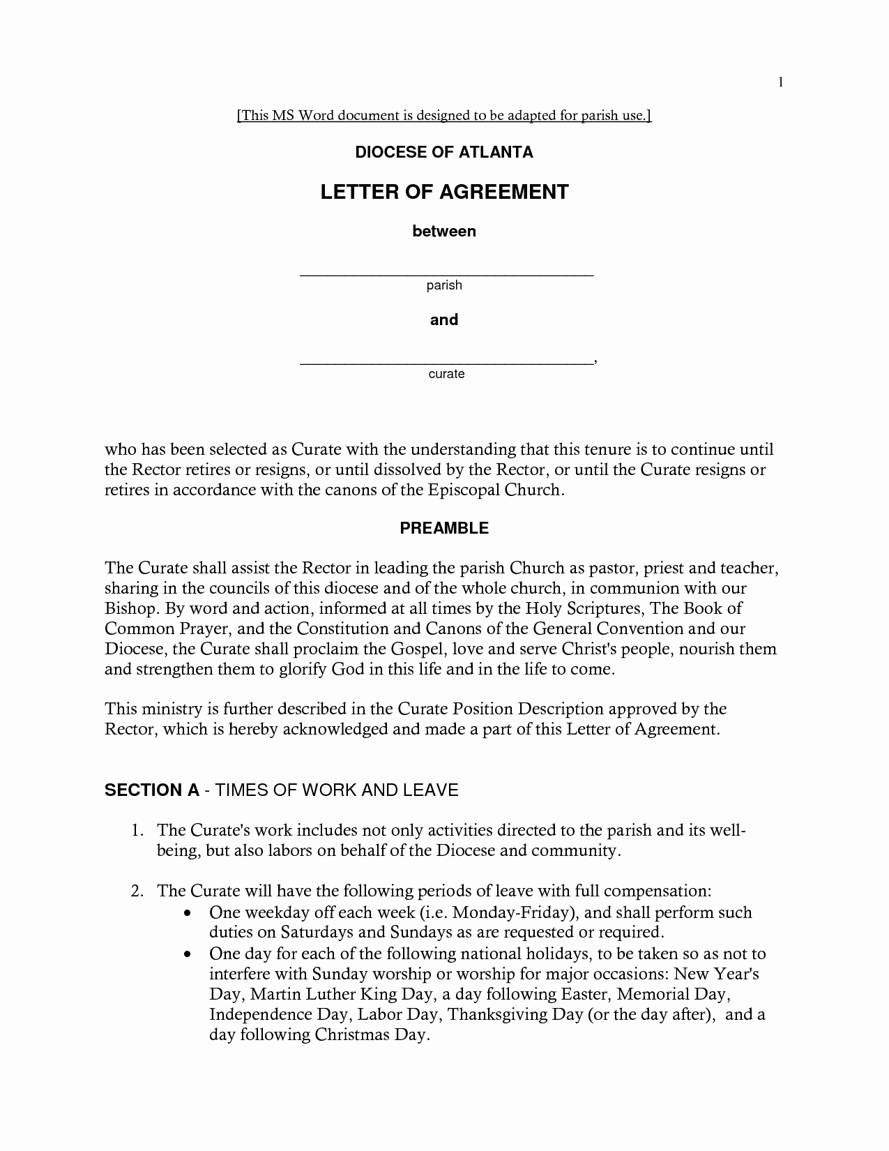 Sample Co Ownership Agreement Lovely Sample Agreement Letters