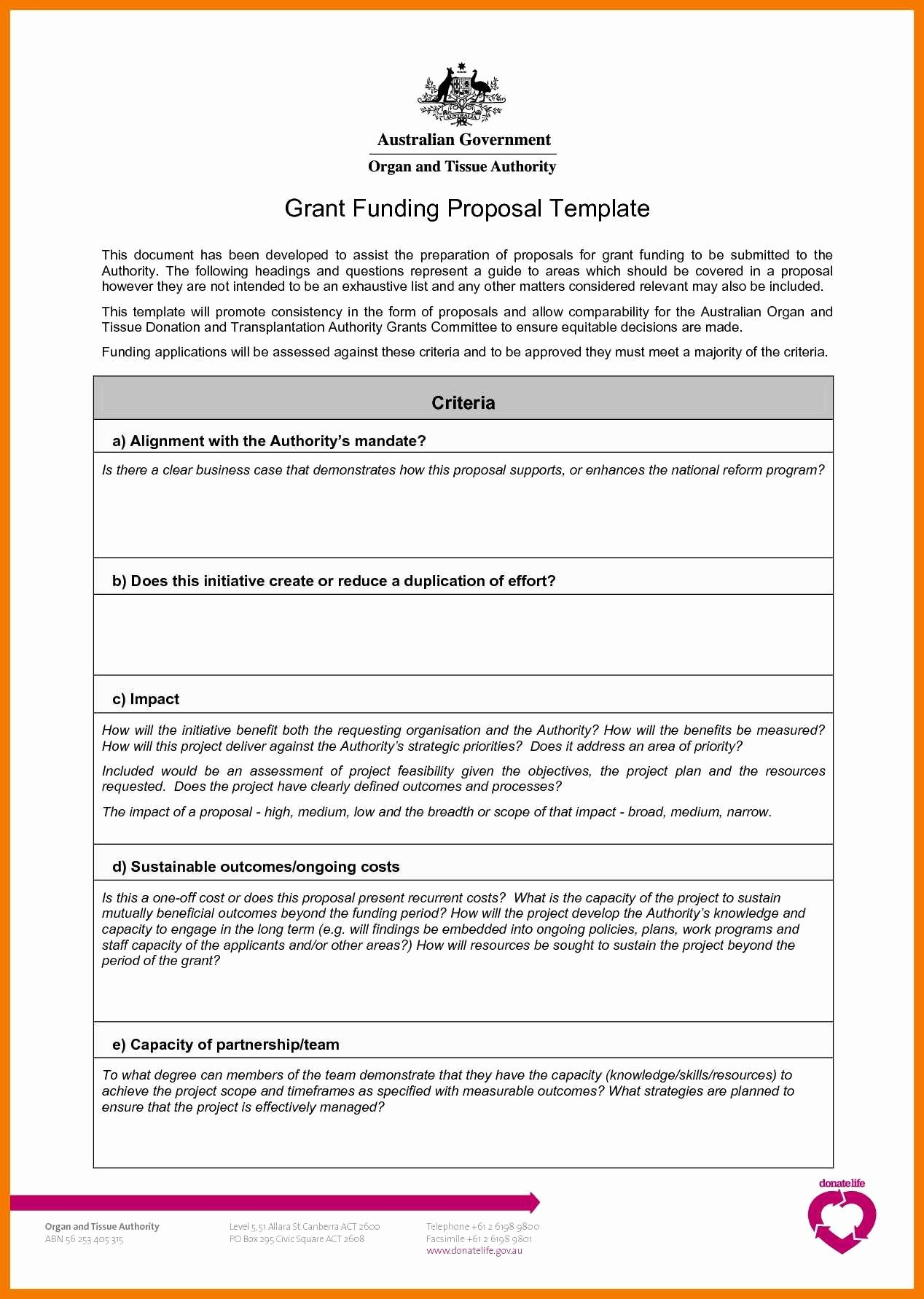 Sample Cover Letter for Grant Proposal Beautiful 11 12 Small Business Grant Proposal Samples
