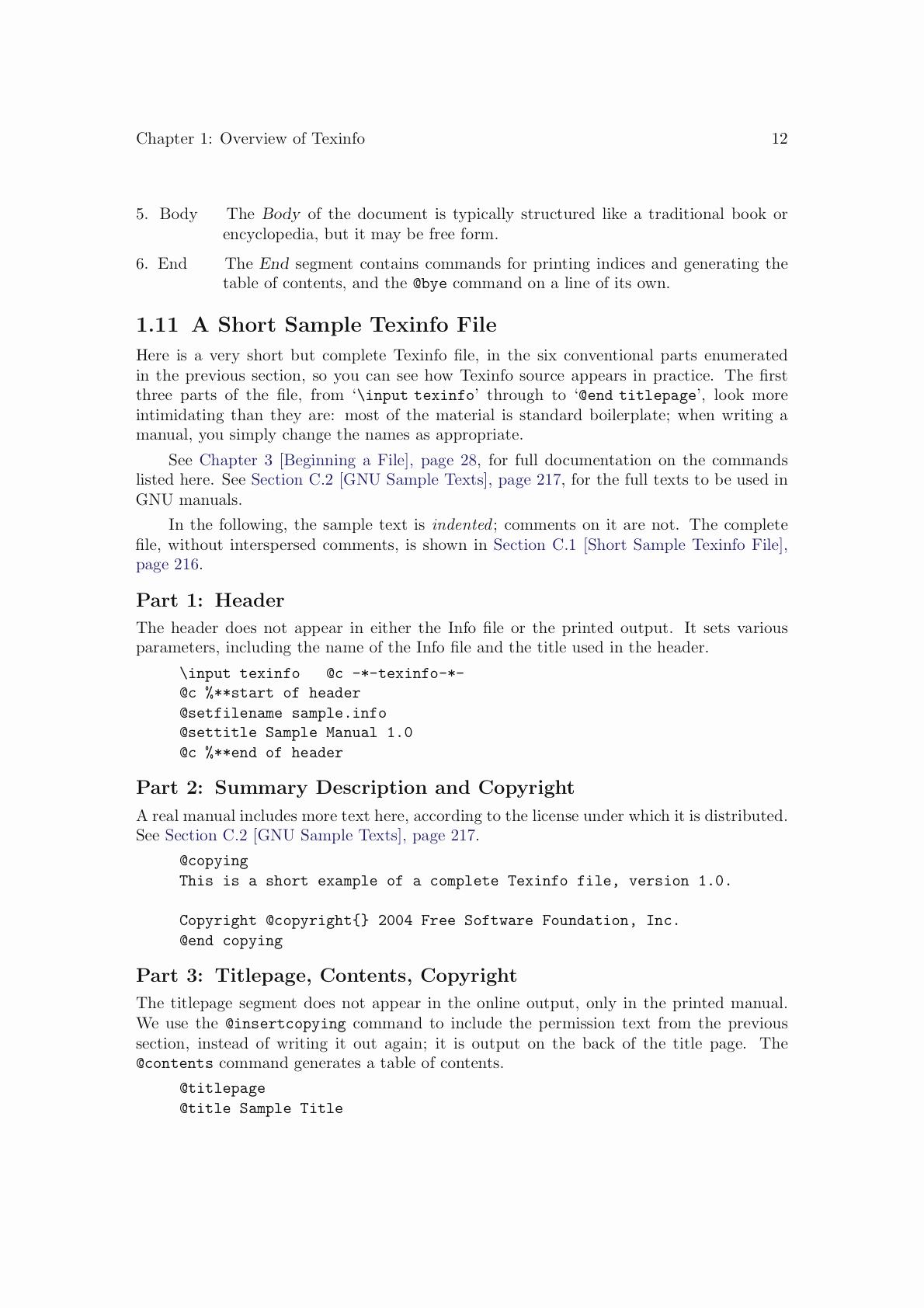 Sample Health History Elegant Texinfo Wikiwand