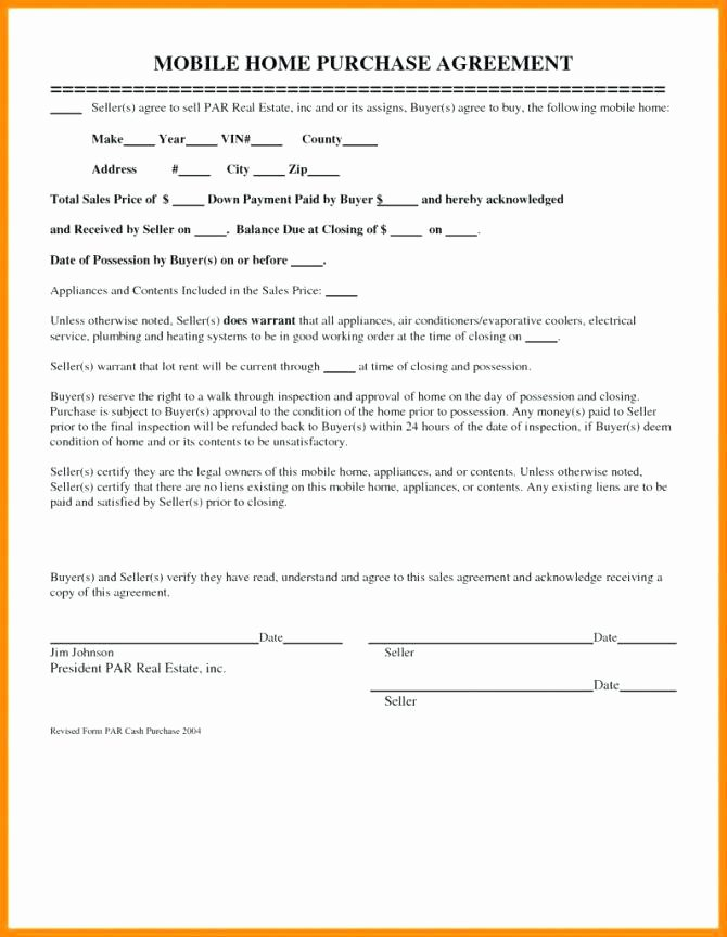 Sample Home Buyout Agreement Elegant Sample Home Purchase Agreement