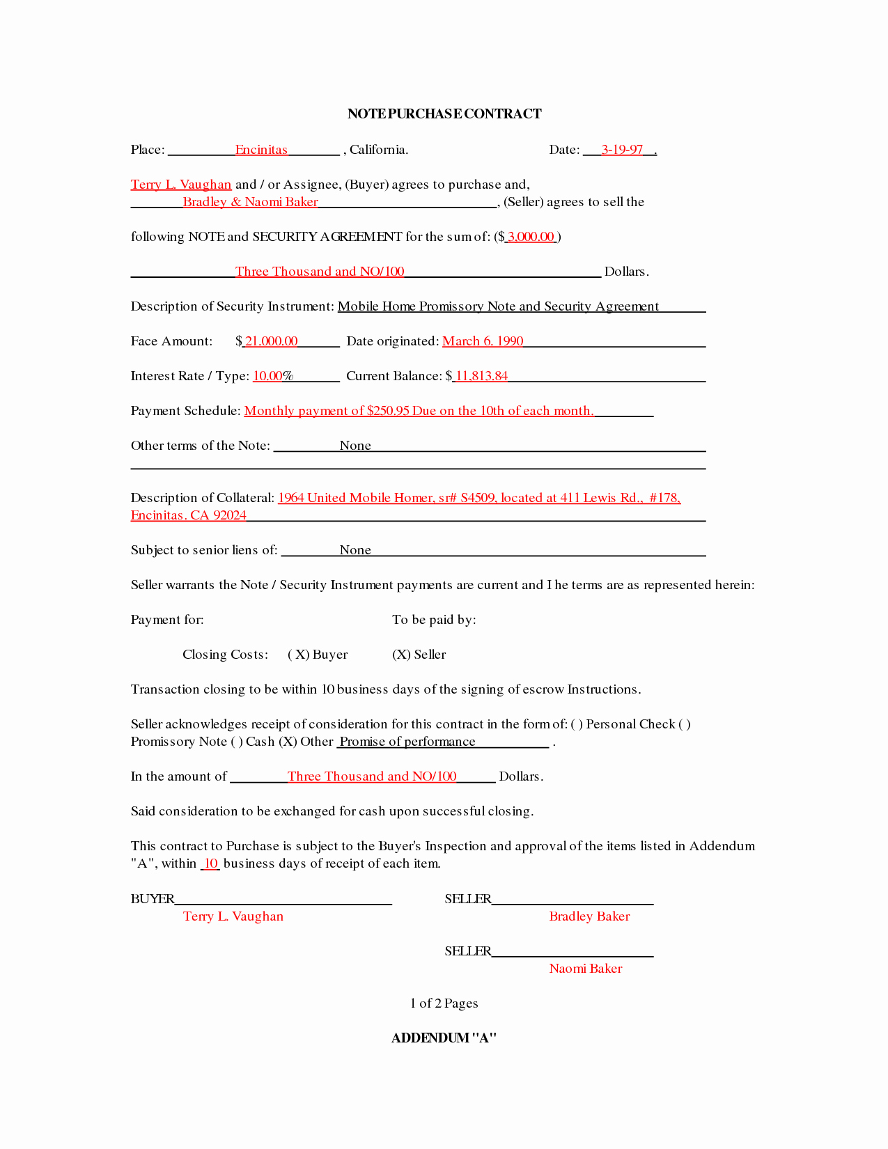 Sample Home Buyout Agreement Lovely Write My Essay Precis Example Essay