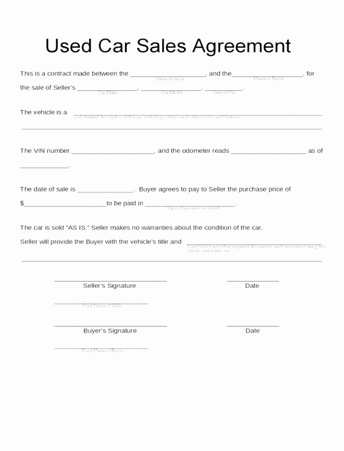 Sample Home Buyout Agreement Luxury 7 Private Home Sale Contract Template Riror