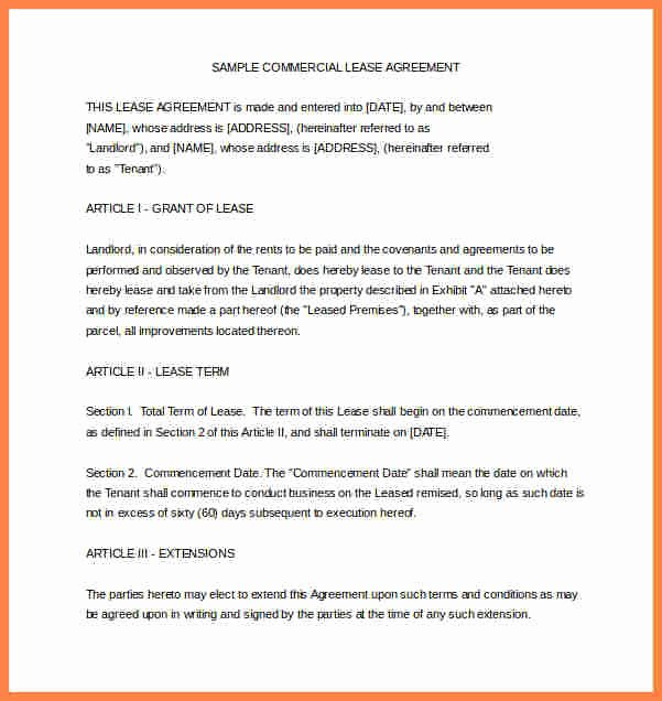 Sample Home Buyout Agreement Unique 6 Sample House Rental Agreement Word format