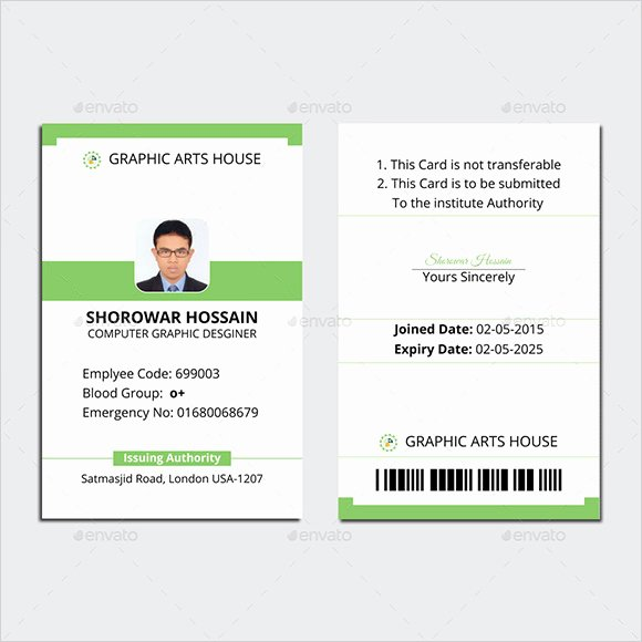 Sample Identity Card Lovely Id Card Template 19 Download In Psd Pdf Word