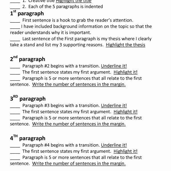 Sample Informational Essay 5th Grade Beautiful Informative Essay Examples 5th Grade – Google Search