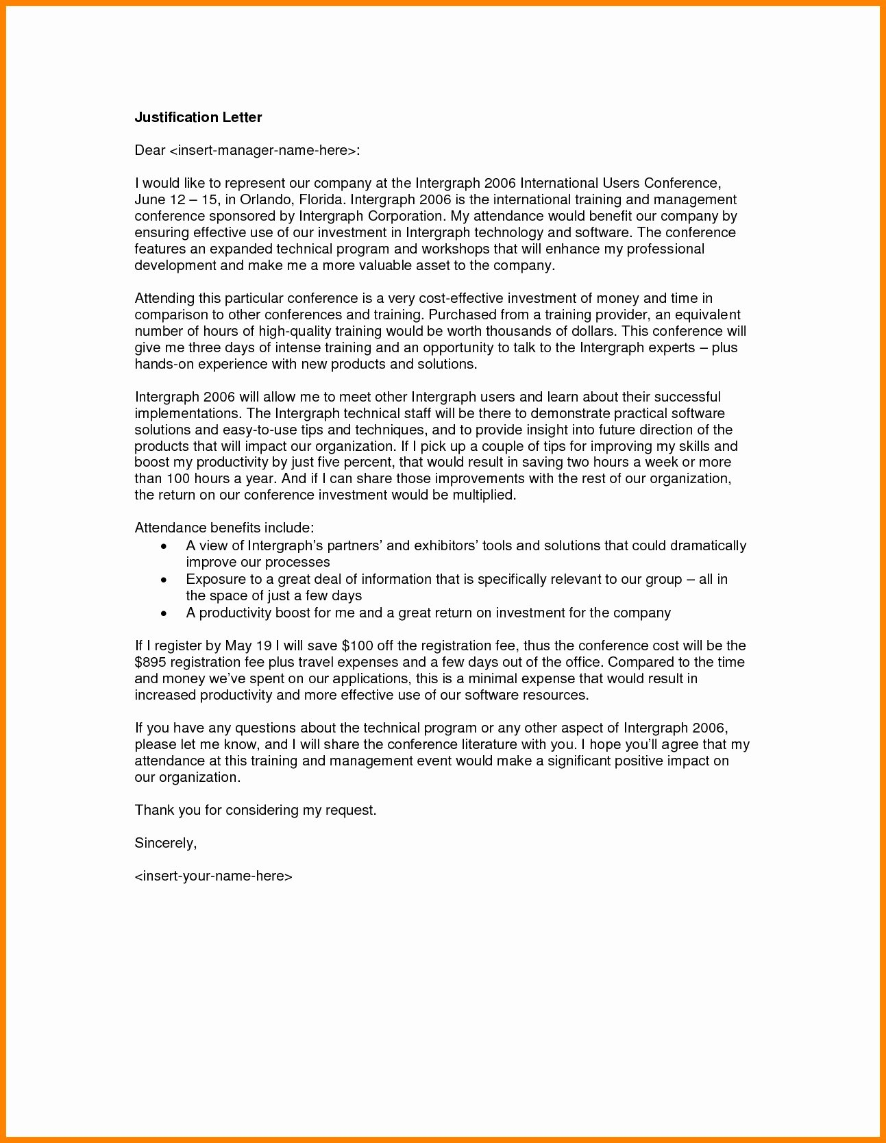 Sample Justification Letter for Purchase Of Equipment Fresh New Justification Letter Sample Purchase