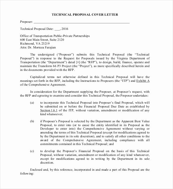 Sample Letter Of Collaboration Project Awesome 33 Proposal Letter Templates Doc Pdf