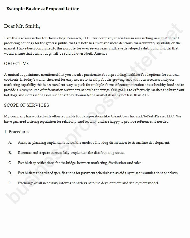 Sample Letter Of Collaboration Project Lovely Pin by Business Proposal Letter On Business Proposal