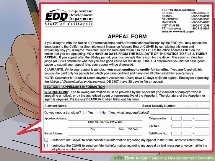 Sample Letter Protest Unemployment Benefits New Sample Letter Employer Protest Unemployment Benefits
