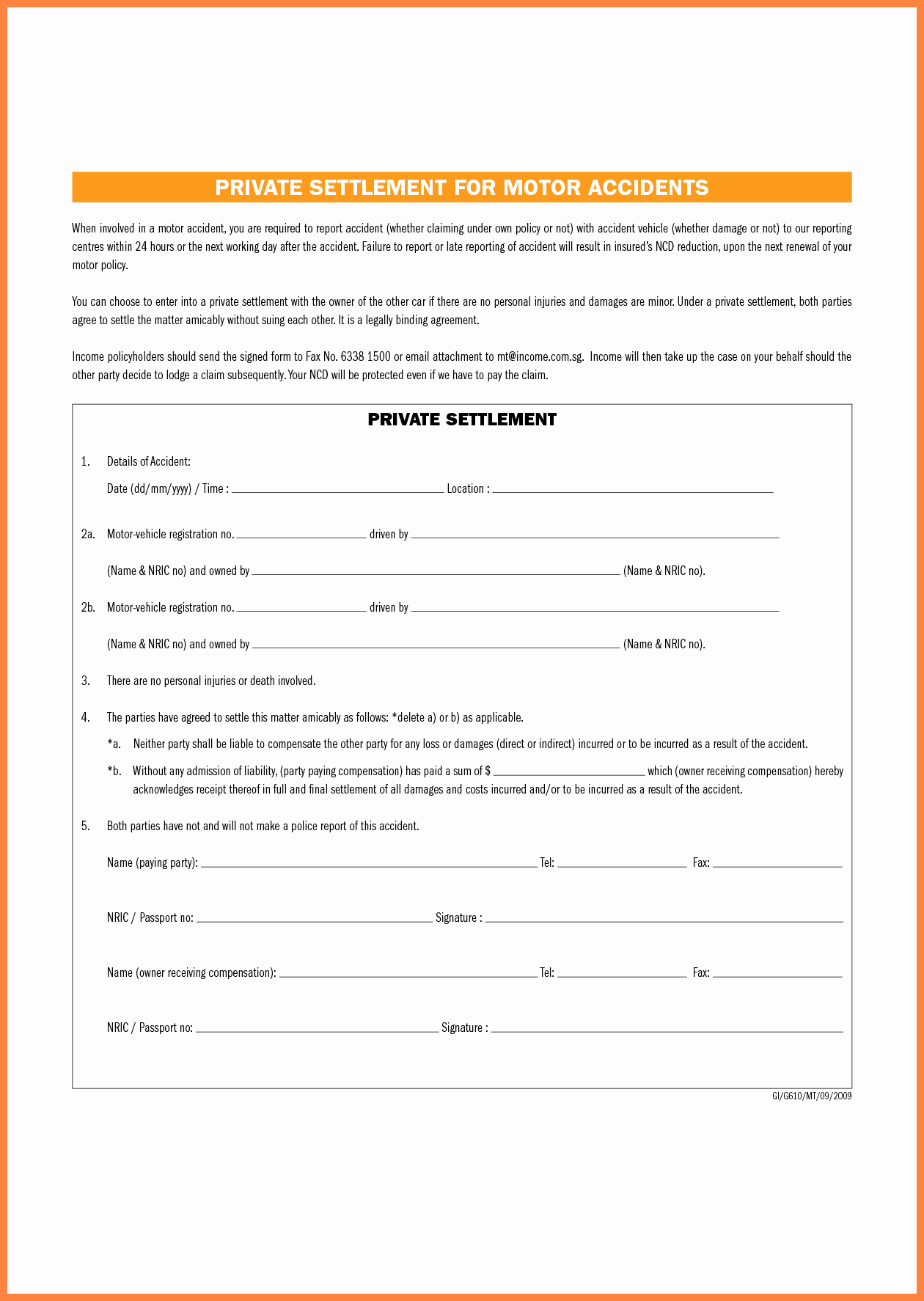 Sample Settlement Letter for Car Accident Awesome 8 How Much to Expect From Car Accident Settlement
