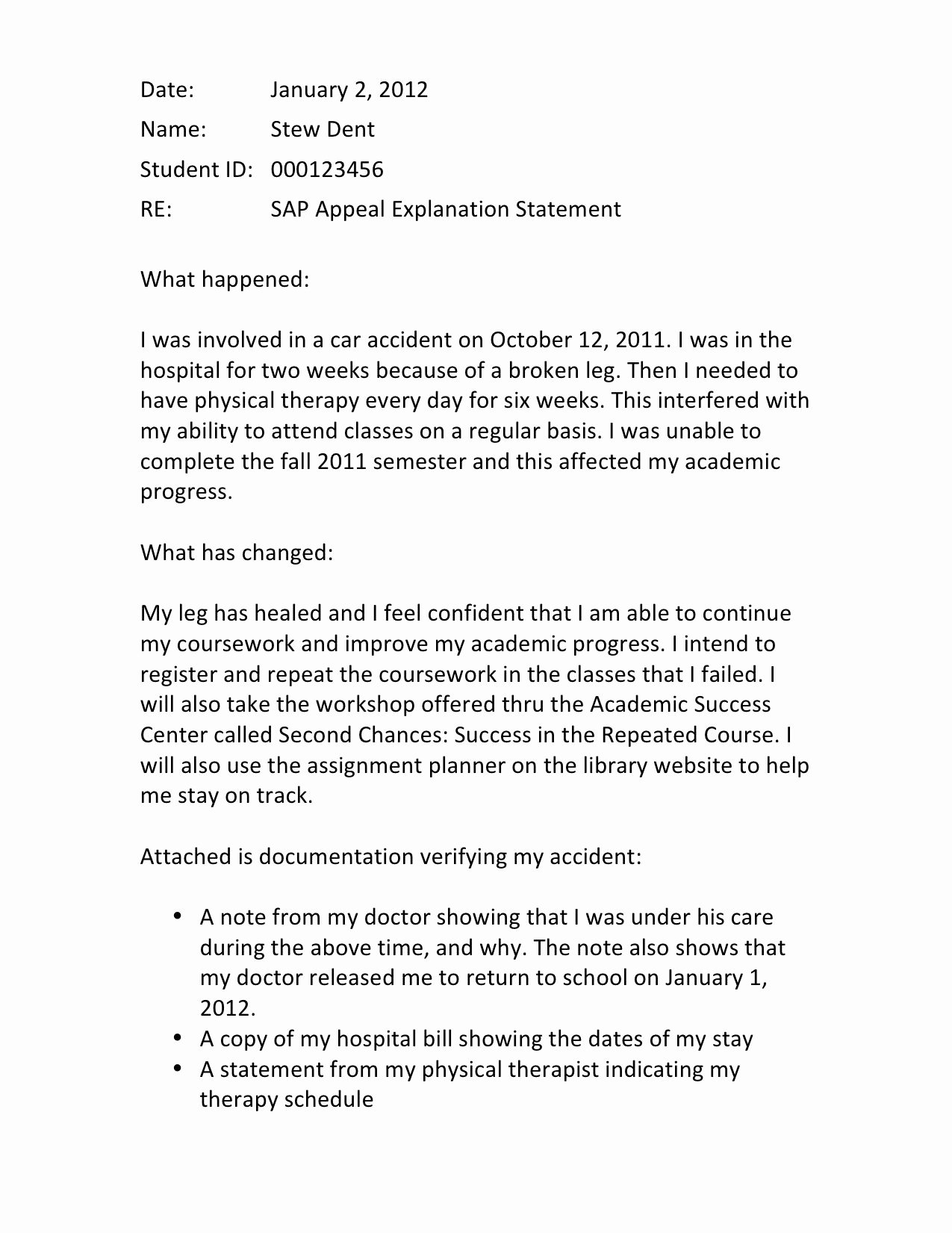 Sap Appeal Letter Beautiful Finaid the Financial Aid Information Page Example Of