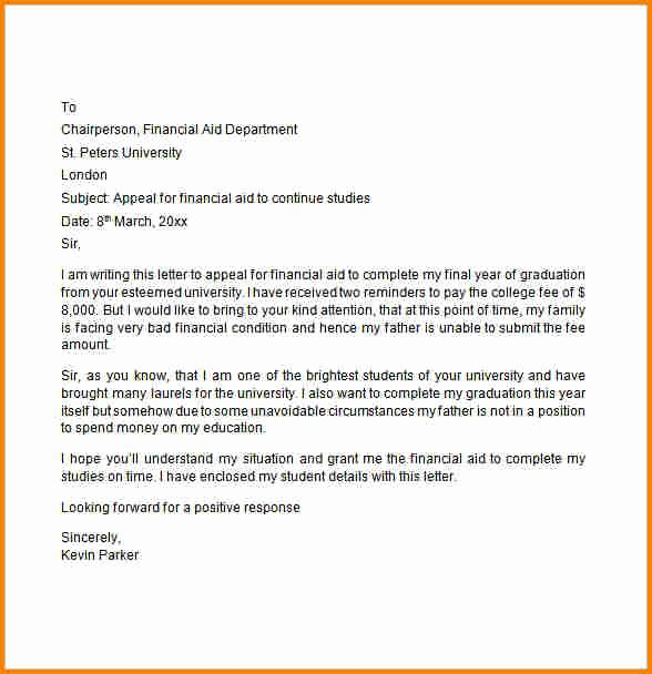 Sap Appeal Letter Examples Beautiful 6 Sap Appeal Example Letter