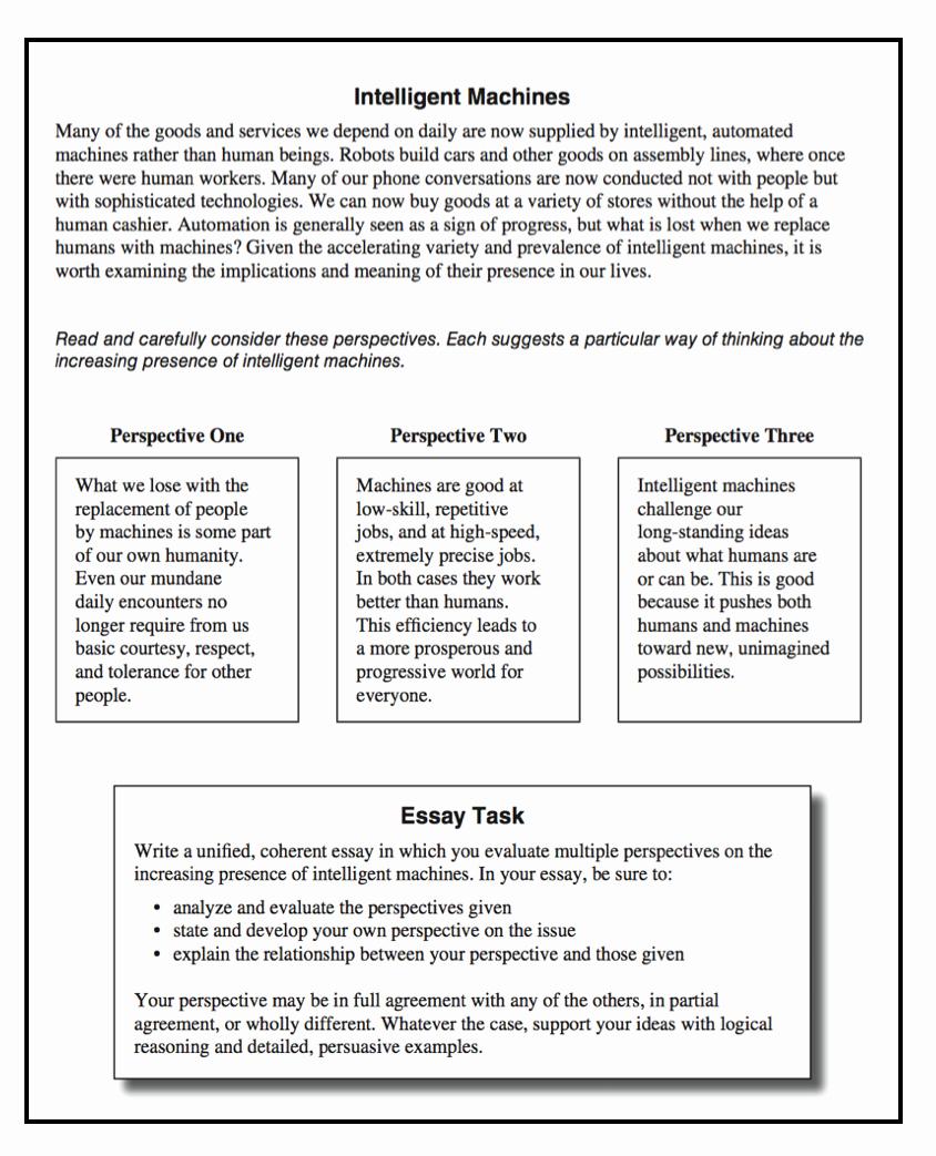 Sat Essay Paper Pdf Beautiful 50 Sat Essay Examples Pdf Essay Writing Pdf Writing