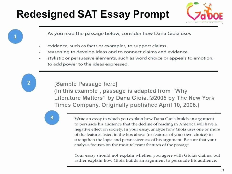 Sat Essay Template Pdf Beautiful Best Sat Essay Tips Pdf is Certainly them Crucial