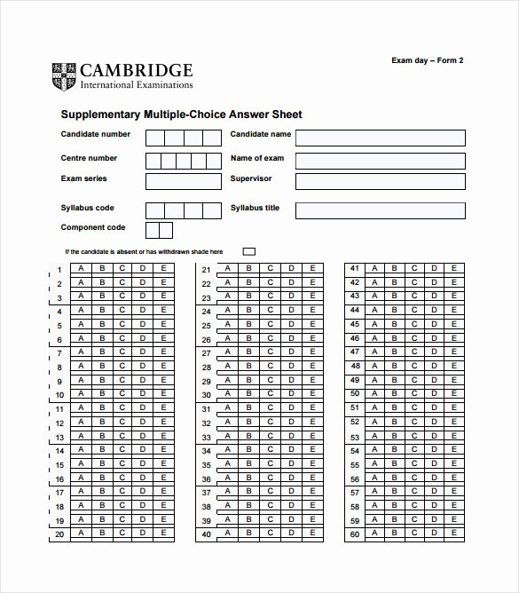 Sat Essay Template Pdf Best Of 28 Of Template English Writing Multiple Choice Pdf