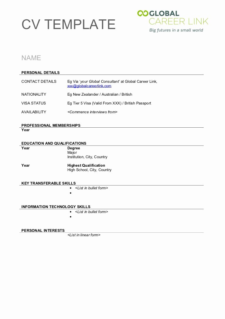 Sat Essay Template Pdf Best Of Free Blank Resume Templates Pdf – Perfect Resume format