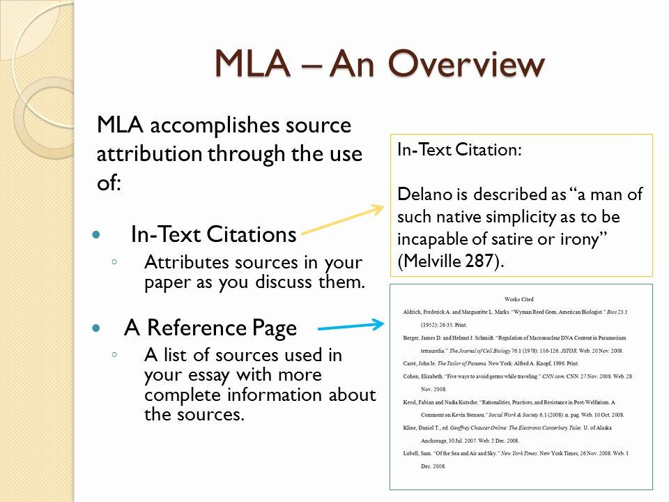 Satire Essay On Texting Elegant Mla – An Overview Mla Stands for Modern Language