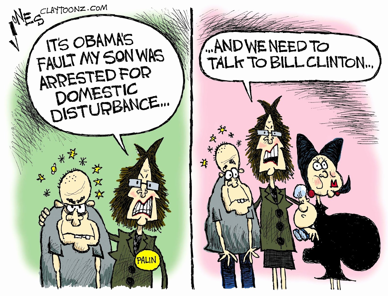 Satire Paper On Teenage Pregnancy New La S and Gentlemen Sarah Palin Will Never Ever Be