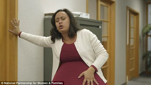 Satire Paper On Teenage Pregnancy New Satirical Psa Follows Woman Pregnant for Five Years