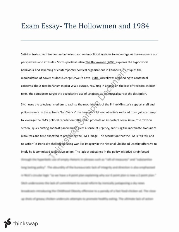 Satirical Essays On Texting Elegant the Summary Response Essay 5 Essential Ponents Satire