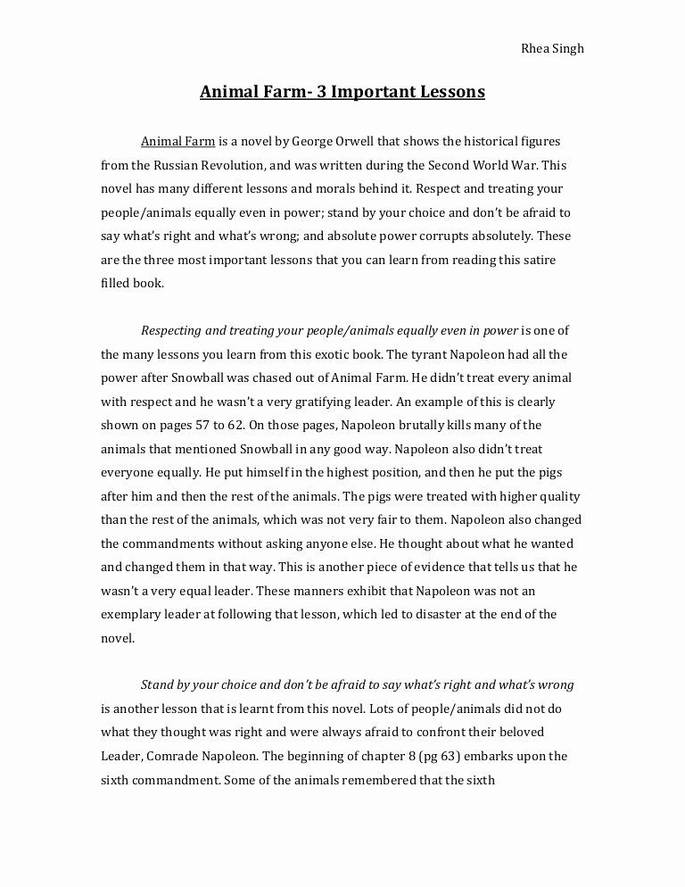 Satirical Essays On Texting Fresh 3 Important Lessons Essay