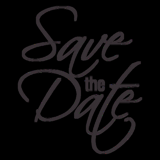 Save the Date Text Template Lovely Johnny Cowling and Peter Baffles Entertainment