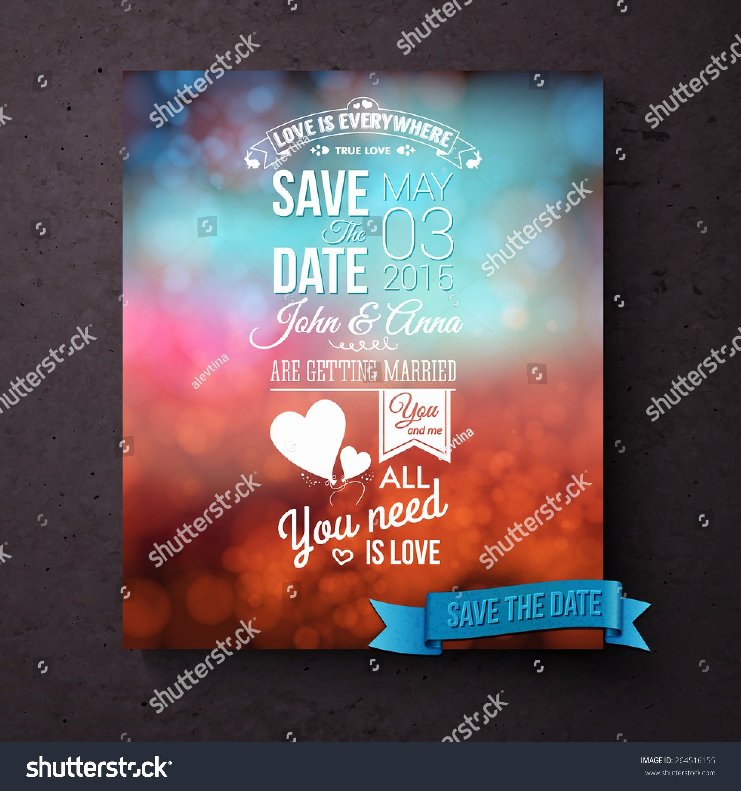 Save the Date Text Template New Save the Date Vector Wedding Template with Stylish White